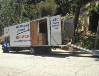 ABC Moving Systems Moving Truck