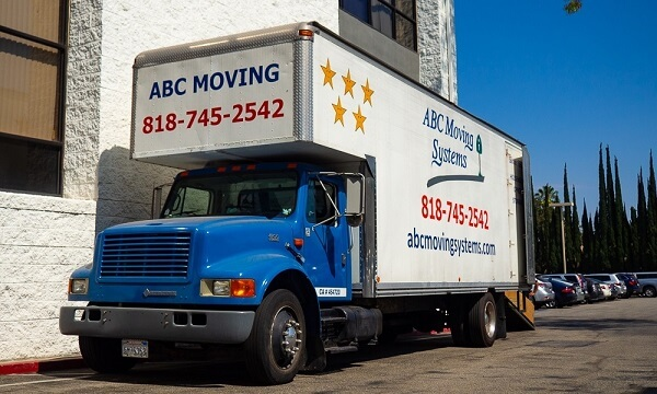 Abc Moving Systems Movers Los Angeles Moving Company